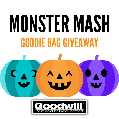 Monster Mash Goodie Bag Giveaway