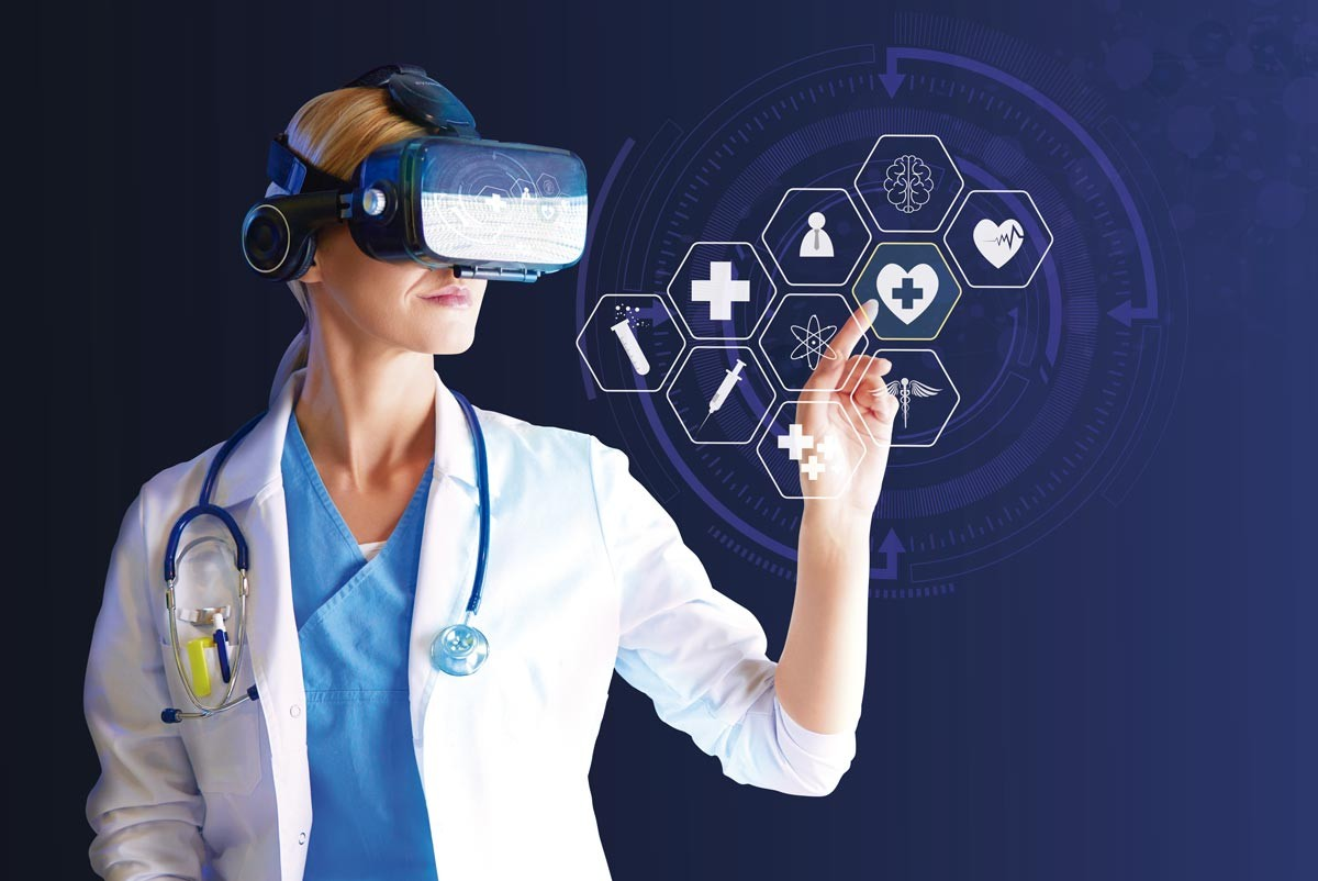 inlander.com - Nate Sanford - How virtual reality is revolutionizing health care