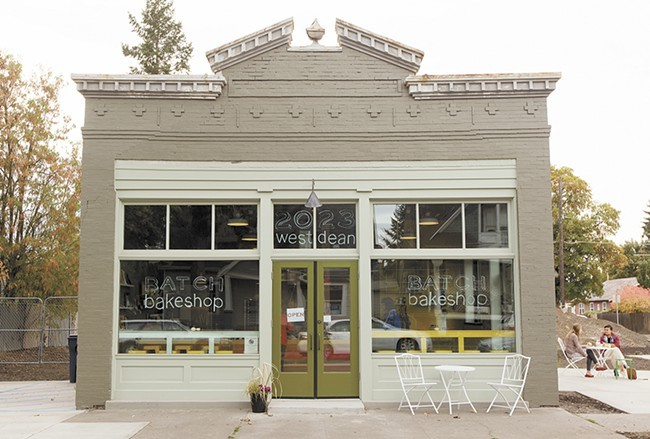 Batch's revitalized, historic storefront is a charming addition to the West Central neighborhood. - YOUNG KWAK