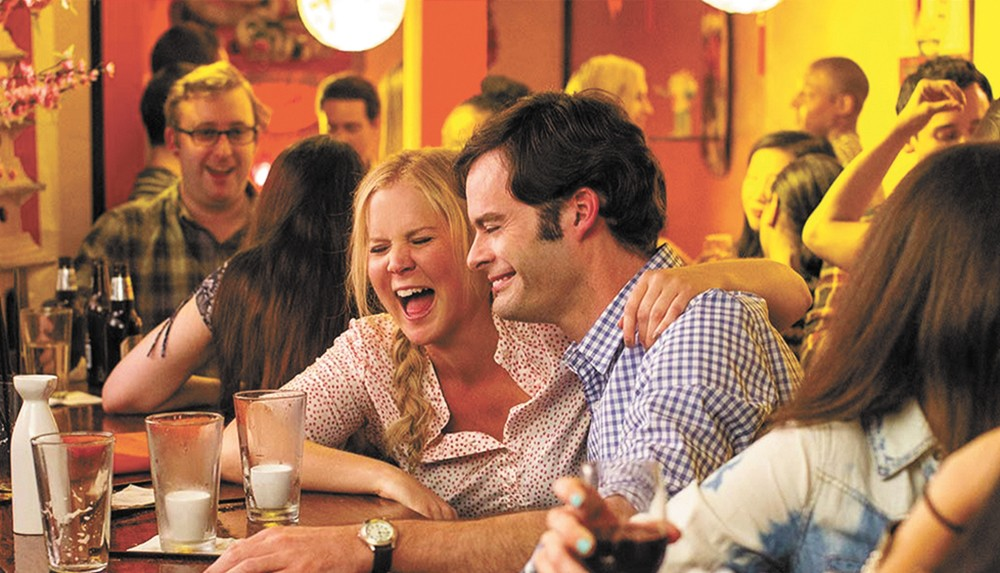 Amy Schumer is a bad date you'll learn to love in Trainwreck.