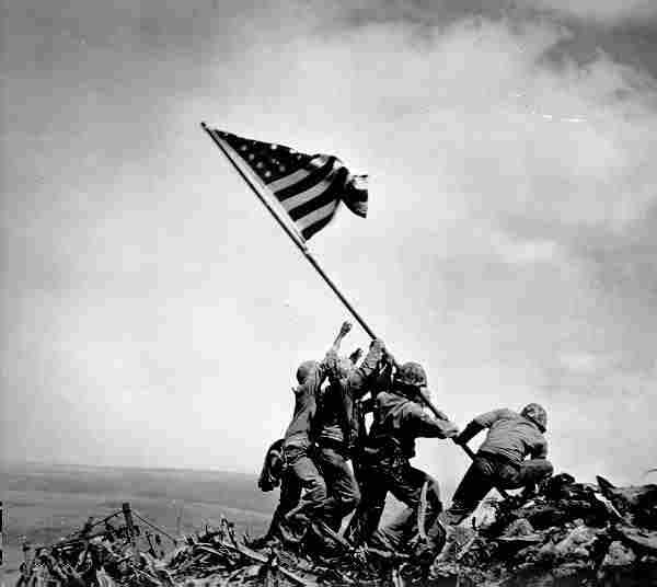 Veterans Day is today.