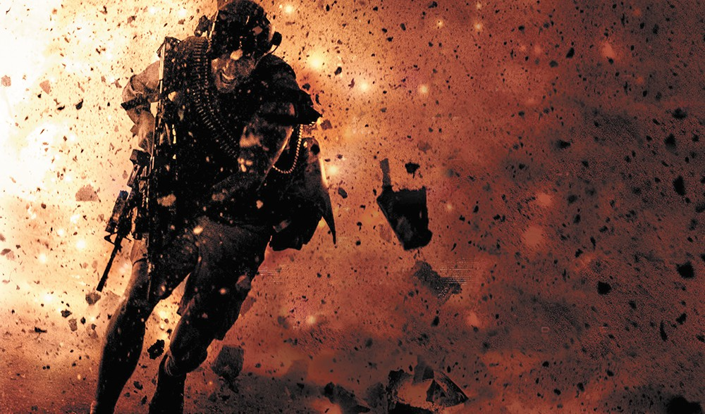Hollywood action hack Michael Bay takes on Benghazi in his latest film.