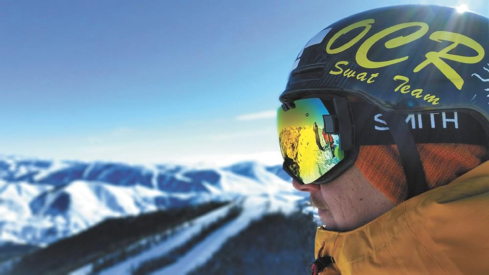 Benjamin Powell found inspiration in North Idaho. - BENJAMIN POWELL