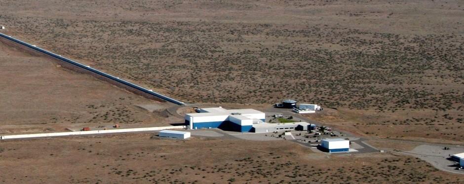 The Hanford, Washington-based component of the gravitational wave detection project, LIGO. - LIGO