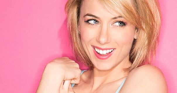Iliza Shlesinger headlines Spokane Comedy Club this week.