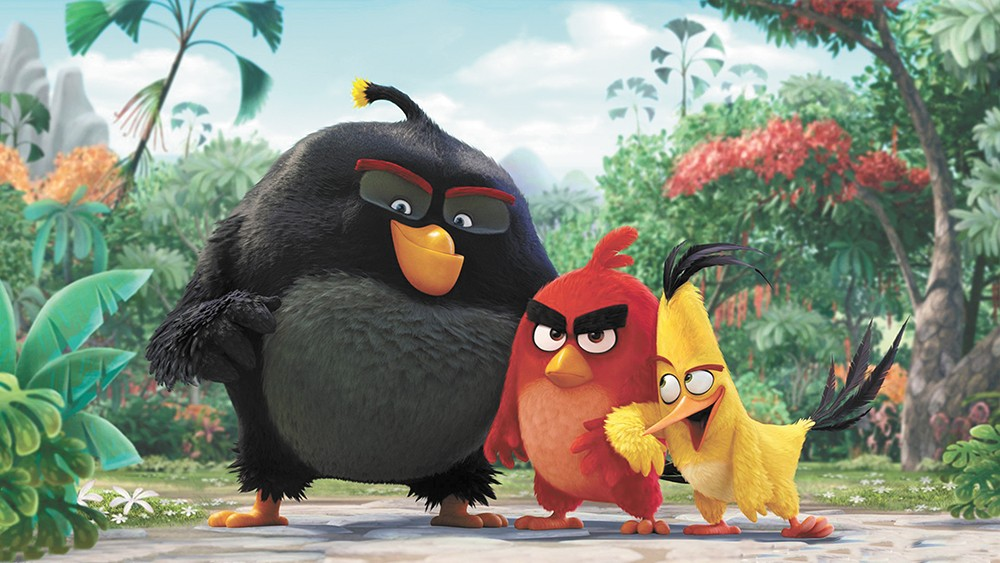 Believe it or not, the Angry Birds movie is not good.