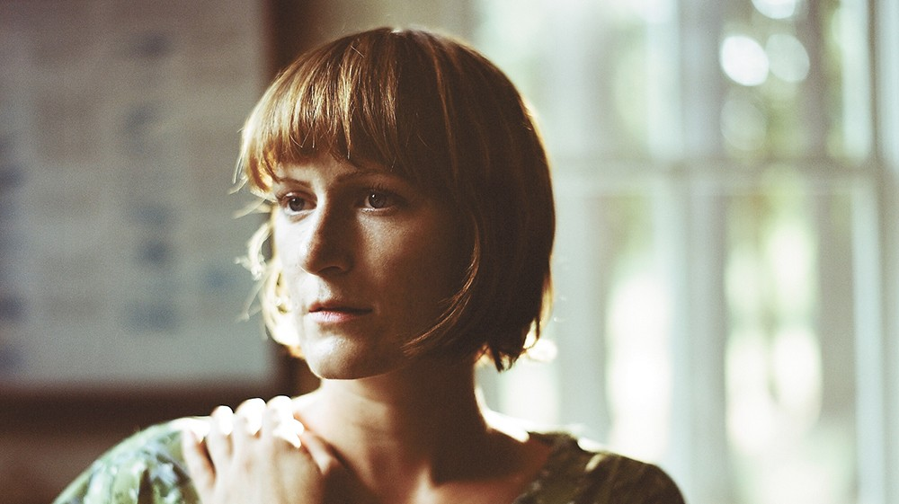 Singer-songwriter Laura Gibson doesn't give up easily.
