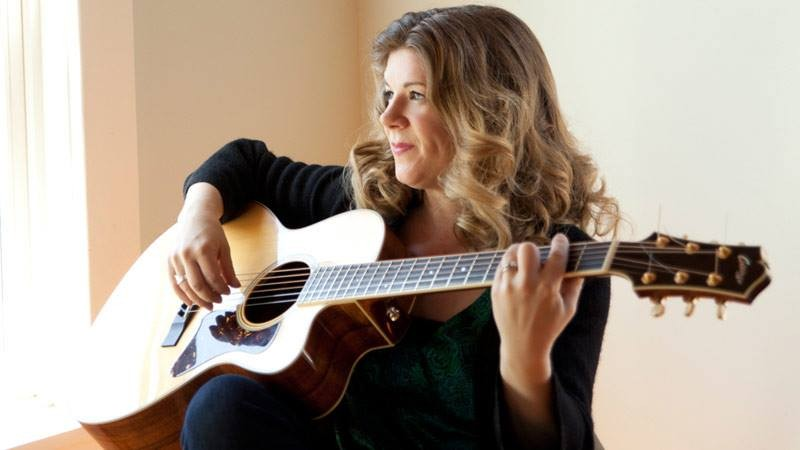 Dar Williams headlines Chateau Rive on Wednesday.