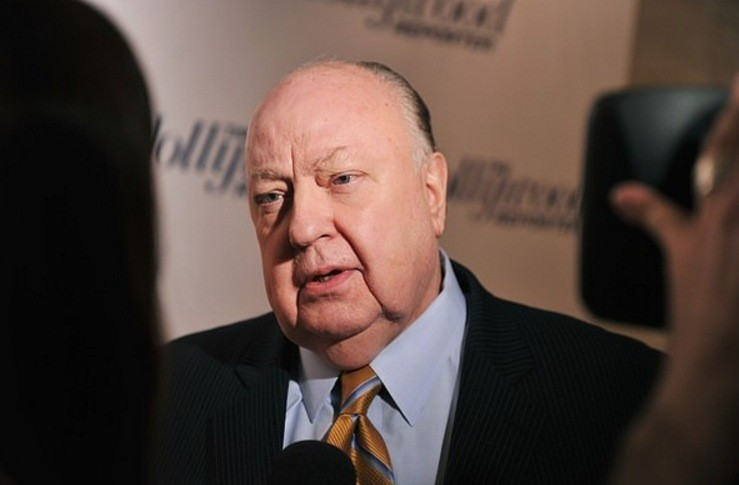 Roger Ailes was accused of sexually harassing Gretchen Carlson