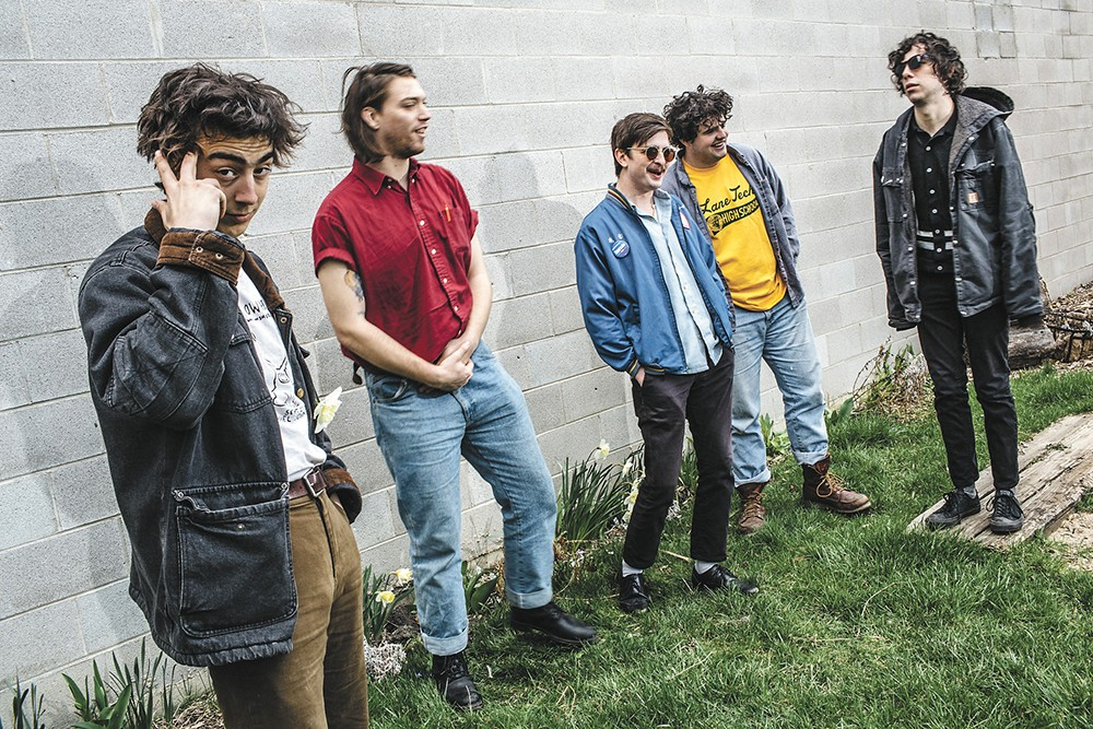 Rolling Stoned | Music News | Spokane | The Pacific