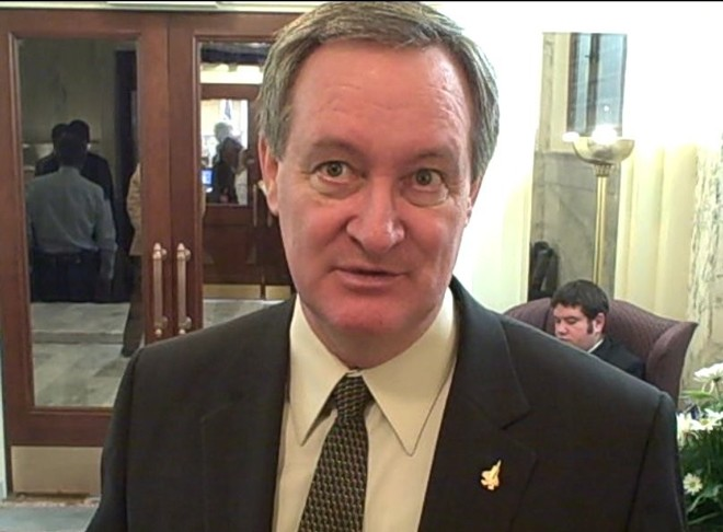 As of now, Idaho Sen. Mike Crapo is voting for Donald Trump. Last week, he was not. Check back next week for updates.