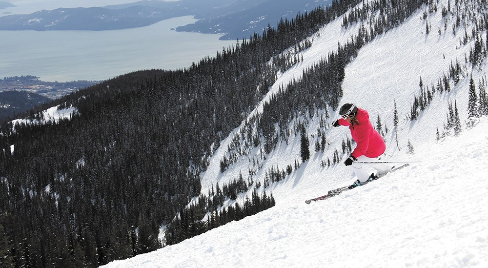 Schweitzer Mountain Resort opens for the season on Friday.