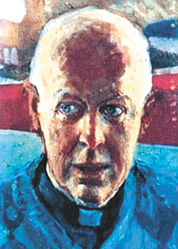 Father John P. Leary