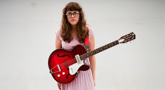 Sallie Ford headlines a show at The Bartlett on Wednesday.