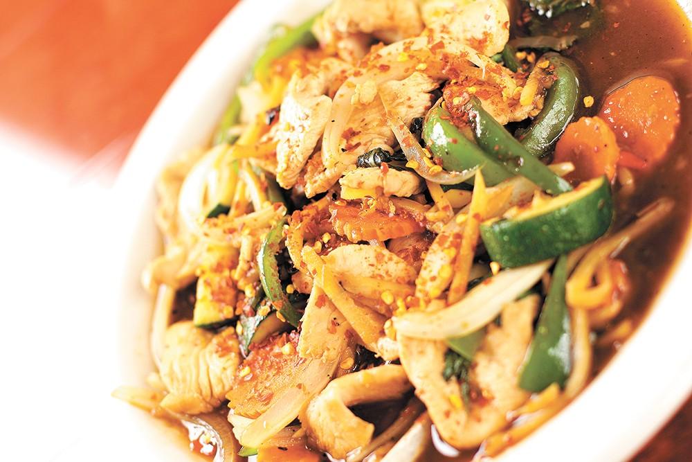 Thai Food In Airway Heights