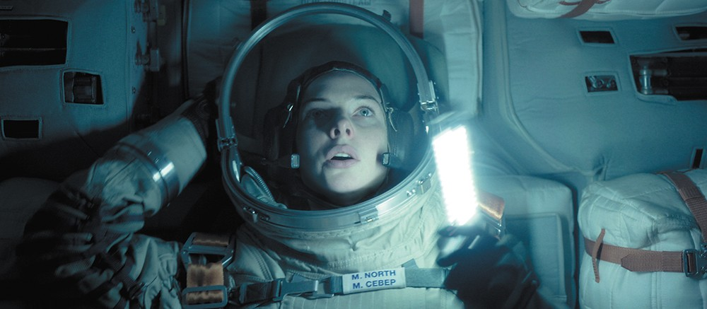 Rebecca Ferguson is great, but she's no Ellen Ripley.