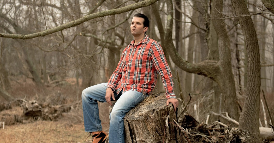 Donald Trump  Jr. is not out of the woods yet.