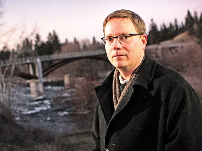 "Former Spokane Riverkeeper Rick Eichstaedt, now executive director of the Center for Justice, has decided to vote for the ""Safer Spokane"" ballot initiative Proposition 2 targeting oil and coal trains, though he's not sure it's legal."