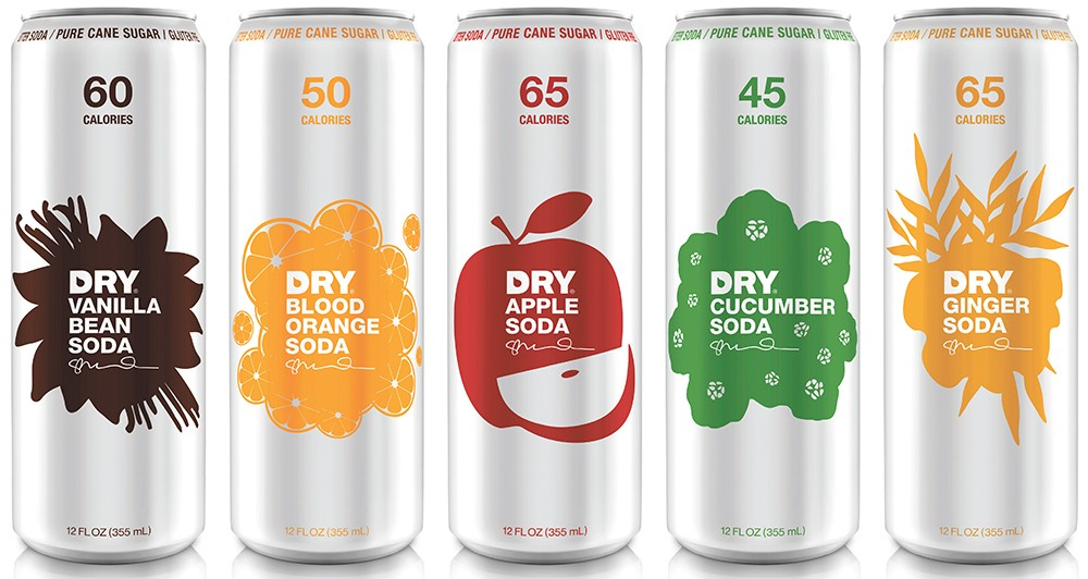 DRY Sparkling of Seattle helped spearhead the craft soda movement when it was founded in 2005.
