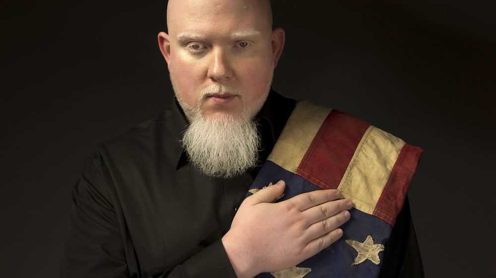 Brother Ali headlines the Bartlett on Wednesday.