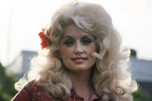 Perhaps someone will do Dolly for The Bartlett's country covers night on Tuesday.