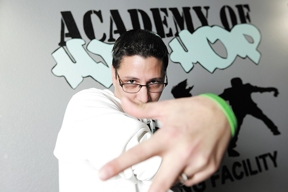 The Academy of Hip Hop's training facility steps lively into