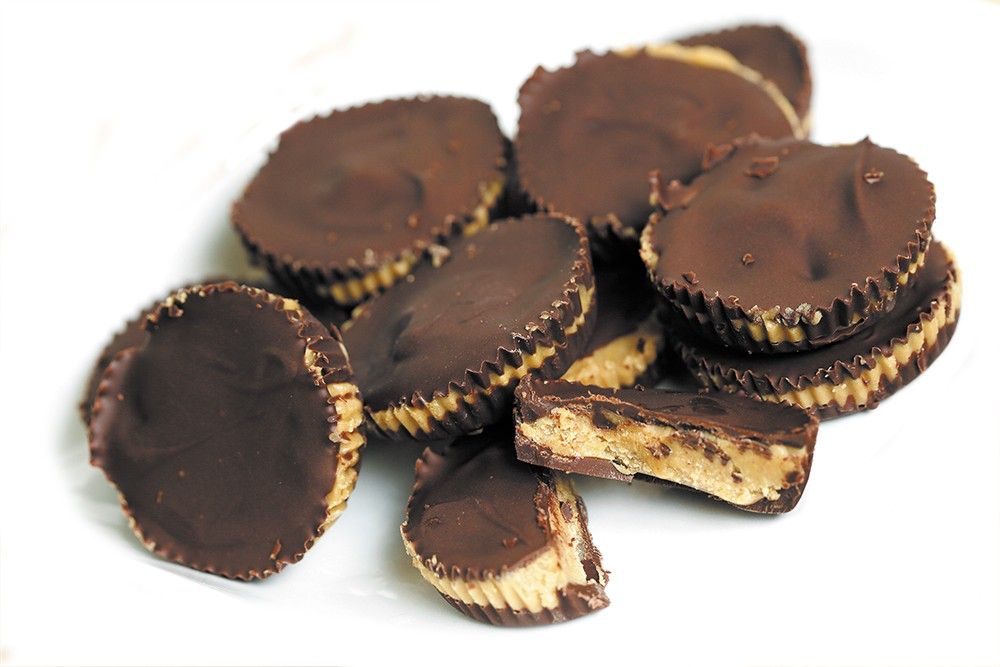 PB & MJ: chocolate peanut butter cup edibles   Green Zone