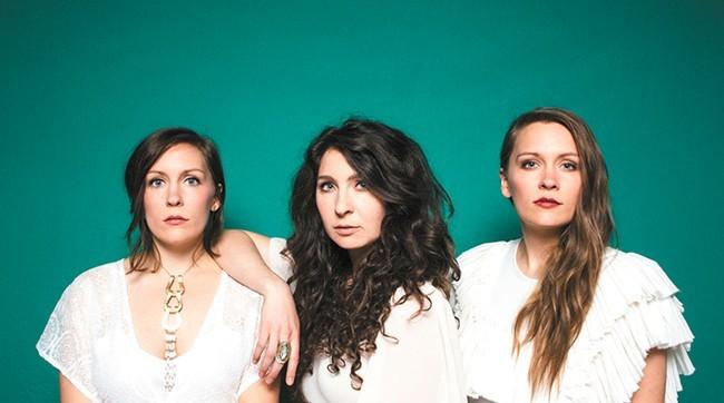 Folk-pop trio Joseph is set to perform at Gleason Fest on Aug. 11. - EBRU YILDIZ