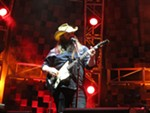 Chris Stapleton packed the Spokane Arena Thursday.