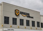 An Amazon Fulfillment Center in Shakopee, Minnesota.