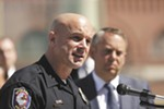 Spokane Police Chief Craig Meidl