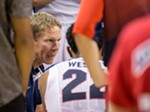 Fight cancer with a click: Gonzaga men's coach Mark Few in the ESPN Charity Challenge