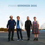 Phish heading to the Gorge this summer