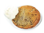 Fire Artisan Pizza finds room in its ovens to bake delicious cookies.