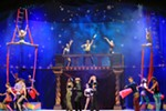 The large-scale touring production of <i>Pippin </i>lands in Spokane next week.