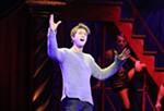 Naysh Fox plays the title character in <i>Pippin</i>.