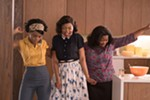<i>Hidden Figures</i> is up for Best Picture, and Octavia Spencer (right) earned a nomination for Best Supporting Actress.