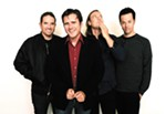 Jimmy Eat World headline Tuesday at the Knitting Factory.