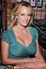 Stephanie Clifford, known professionally as Stormy Daniels