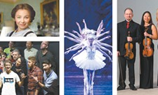 TheaterFest offers some of the best of Spokane's performing arts scene on one stage for free