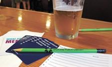 Test yo'self at Spokane Public Library's new pub trivia night