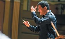 Meet Morihiko Nakahara, one of the Spokane Symphony candidates for next music director