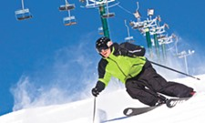 MT. Spokane Ski Snowboard Park