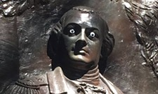 Googly eyes on monuments, sanctions threatened against Saudi Arabia and other headlines