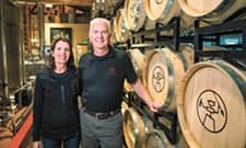 New Warrior Liquor distillery gives Spokane couple a fresh, flavorful new start