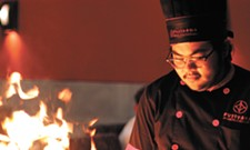 Fujiyama Japanese Steak House in Liberty Lake fills tummies and dazzles senses