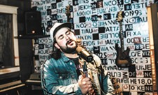With upbeat covers and soulful originals, Blake Braley and his band have Zola crowds grooving