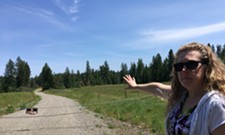 With more trees cut without permission for road, family files complaint against Kootenai County