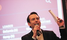 Spokane senator Andy Billig named Senate majority leader in Washington state