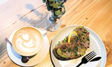 Ladder Coffee serves house-roasted coffee and handcrafted toast at its new Spokane shop
